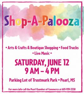 Shop-A-Palooza @ Trustmark Park | Pearl | Mississippi | United States
